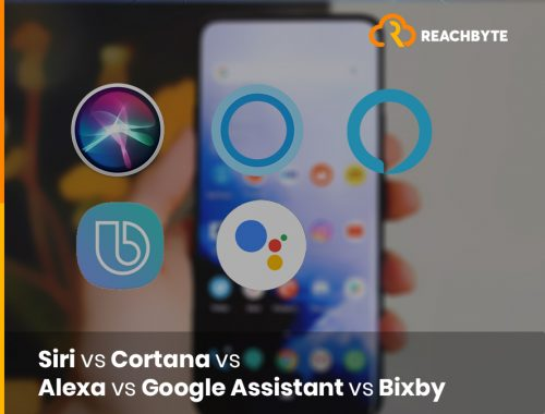 Siri vs Cortana vs Alexa vs Google Assistant vs Bixby
